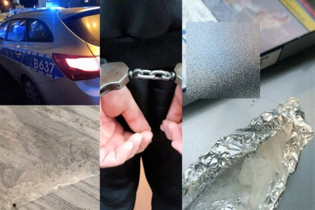 Ultraintensywny weekend policji. Wpadło AŻ 17 osób, w tym pijani kierowcy i posiadacze dragów