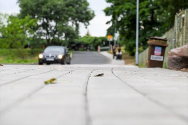 Będzie nowy chodnik przy Różanej w Bolesławcu