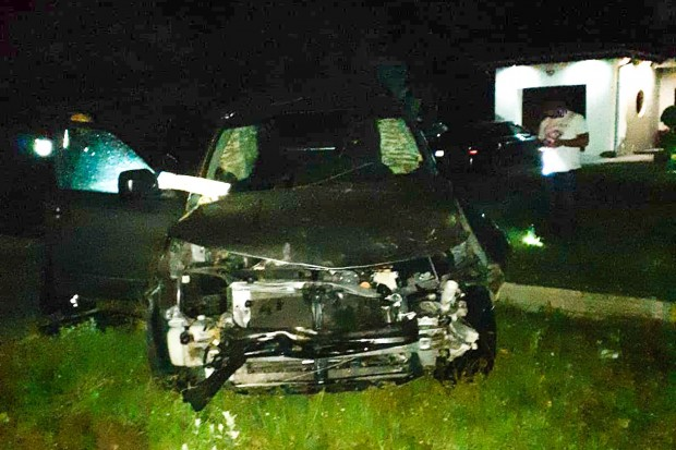 Kolejny kierowca uciekł po wypadku