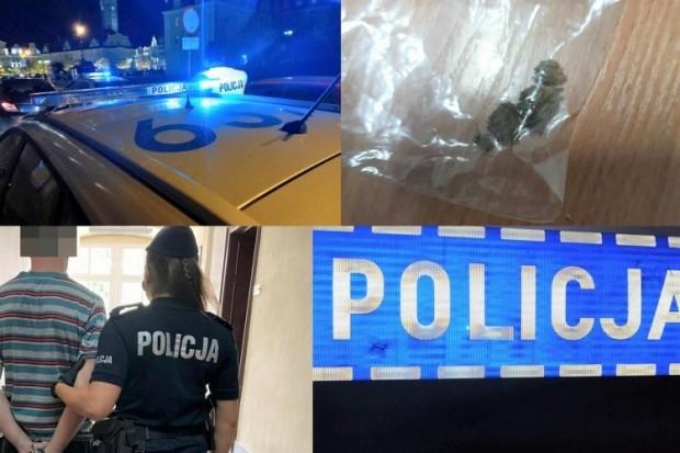 Policja: ultraburzliwy weekend. 14 przestępców, w tym zakazowcy i kierowcy po alkoholu