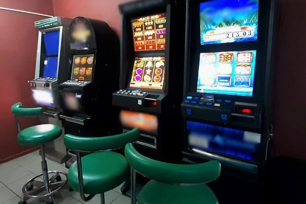 Walczą z nielegalnym hazardem. Zlikwidowali 48 automatów