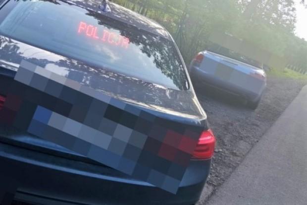 Kierowca po dragach dowiózł dokumenty koledze z zakazem. I… obaj wpadli z metamfetaminą
