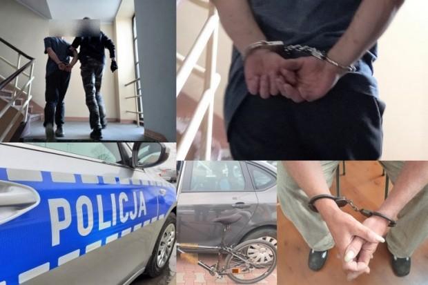 Weekend policji: 161 interwencji, złodzieje, pijani kierowcy i 11 poszukiwanych przestępców
