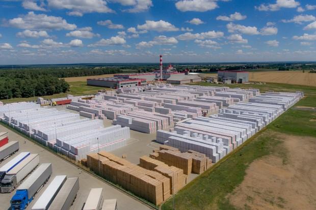 Przemysł w naszym regionie: fabryka wełny mineralnej w Wykrotach