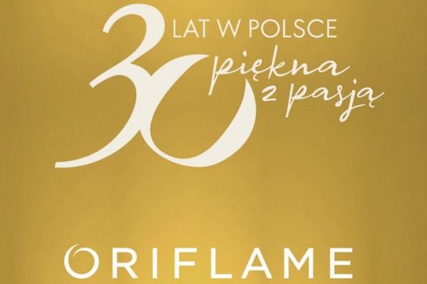 Oriflame: to już 30 lat w Polsce!