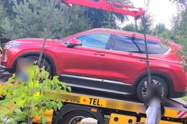 Odzyskali skradzione w Niemczech auta o łącznej wartości ponad 350 tys. zł