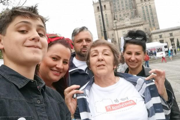 Nasi w Warszawie na podsumowaniu Tour de Konstytucja