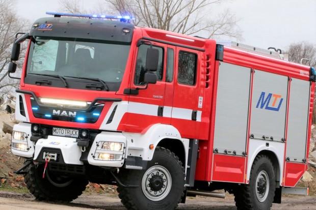 Strażacy z Krzyżowej będą mieli nowy wóz. I to JAKI!