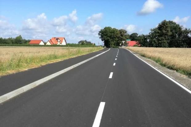 Droga Kruszyn – Kraśnik Górny gotowa