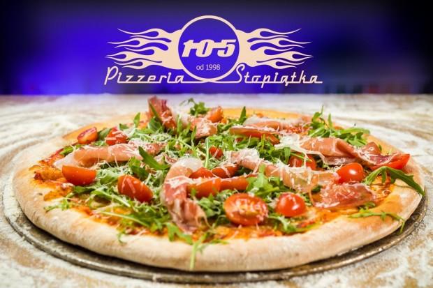 Pizzeria 105: wspaniała pizza oraz świetne makarony, sałatki i przekąski