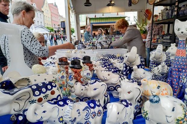 Pierwszy dzień bolesławieckiego święta ceramiki on-line