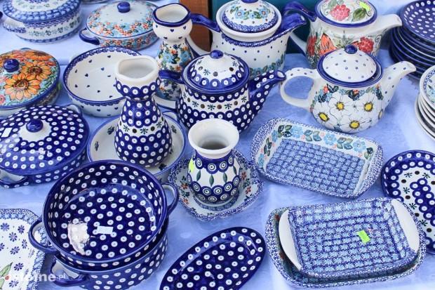 Bolesławieckie Święto Ceramiki: Jak było w piątek na ceramicznych targach?