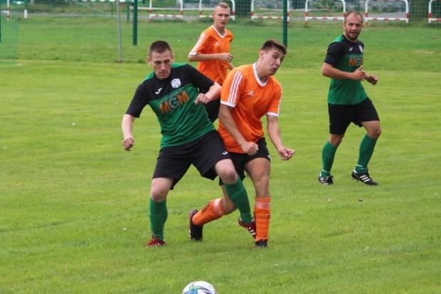 Rezerwy BKS Bolesławiec wygrywają w pierwszym meczu