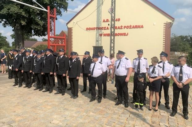 Strażacy z Wierzbowej świętowali 70-lecie powstania jednostki
