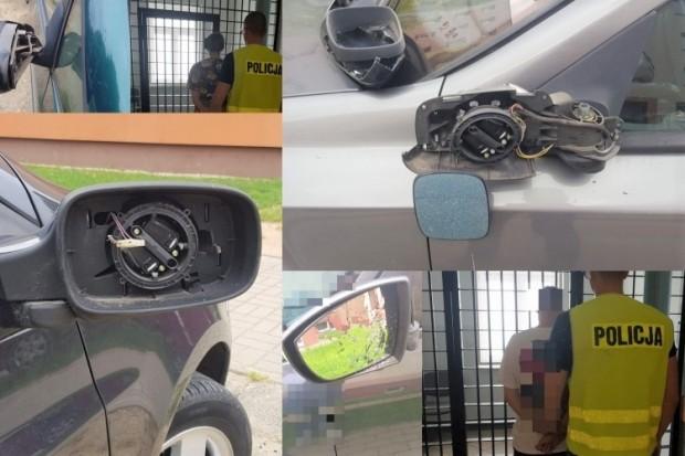 Szczytnica: Po pijaku uszkodzili dla beki sześć pojazdów. Grozi im do pięciu lat więzienia