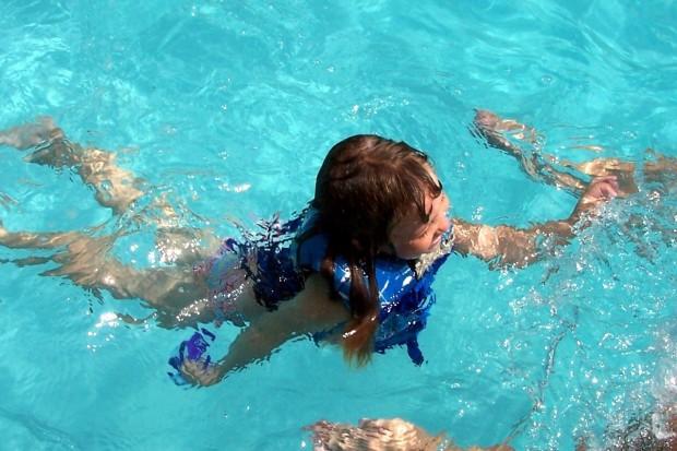 Zainwestuj w swoje dziecko. Nauka pływania na basenie Orka!