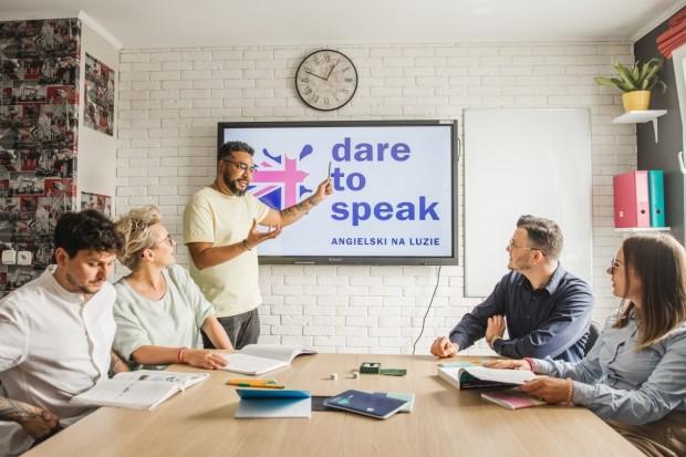 Dare to Speak – szkoła językowa jakiej jeszcze nie znacie