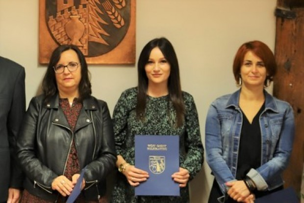 Nauczyciele z gminy Bolesławiec awansowali