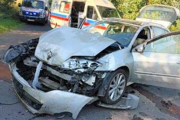 Dwa groźne wypadki jednego dnia. 7 osób poważnie rannych