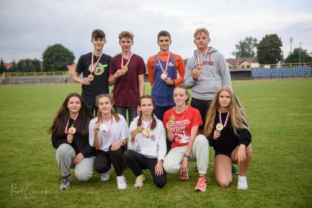 Bolesławieccy lekkoatleci wygrywają Mistrzostwa Makroregionalne