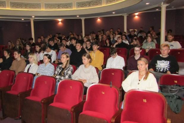 Dzień Nauki w Teatrze Starym w Bolesławcu