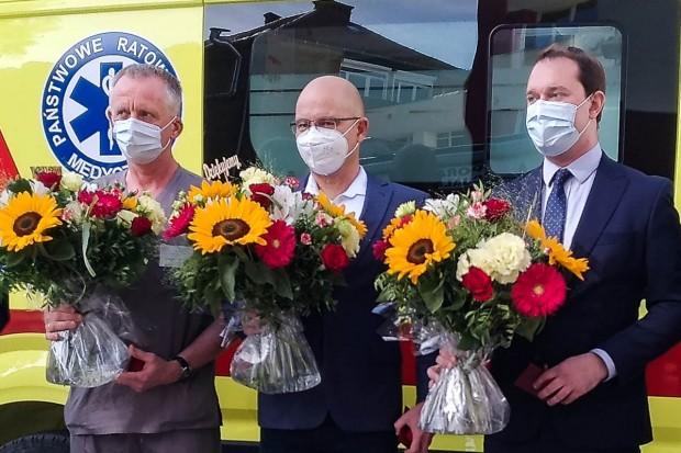 Kolejni lekarze z bolesławieckiego szpitala wyróżnieni przez ministra zdrowia
