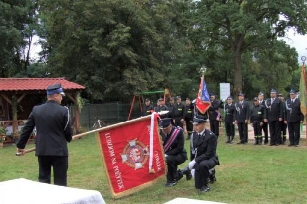 Strażacy z Nowej Kuźni świętowali 60-lecie założenia jednostki