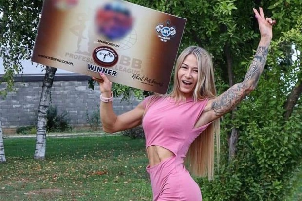Katarzyna Janowiec reprezentuje Polskę na prestiżowych zawodach kulturystycznych