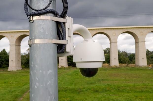 Dwie nowe kamery widokowe na wiadukt i skatepark