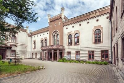 Zwiedzanie pałacu Pücklera w Noc Muzeów w sobotę!