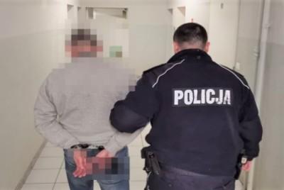 Uszkodził drzwi warte ponad 5 tys. zł. Grozi mu do 5 lat więzienia