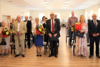 Pary z gminy Bolesławiec świętowały swoje diamentowe i złote gody