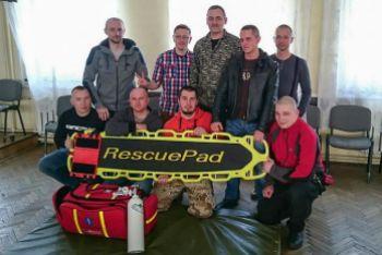Jeleniogórscy strażnicy-ratownicy