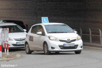 Nie zdała egzaminu na prawo jazdy. Wsiadła do swojego auta i… odjechała