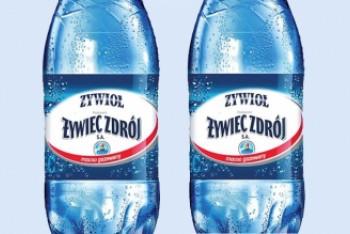 Wyniki badań wody Żywiec z hurtowni Techbol w Bolesławcu