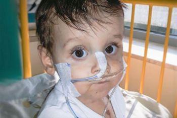 Zbiorka na operację serca Wiktorka zakończona sukcesem. Zebrano całą kwotę