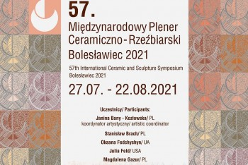 Miasto Bolesławiec zaprasza na otwarcie Pleneru Ceramiczno-Rzeźbiarskiego