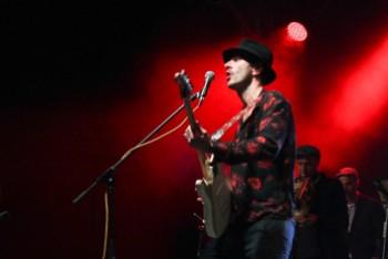 Mr Žarko z zespołem zakończył koncertem niedzielne świętowanie