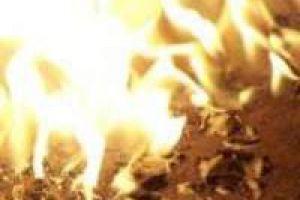 Widziałeś pożar w miejscowości Tymowa? Powiadom policję