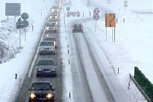 Autostrada A4 zablokowana, fatalne warunki na drodze