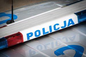Zderzenie dwóch ciężarówek i osobówki. Sprawca ukarany 300-zł mandatem