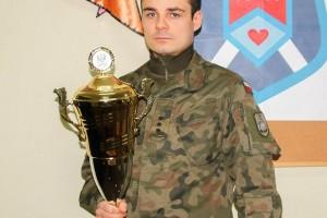 Pancerniak Dawid Semerjak wicemistrzem taktyki Wojsk Lądowych