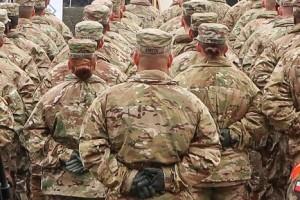 Trzech amerykańskich żołnierzy rannych w wypadku. Jechali taksówką
