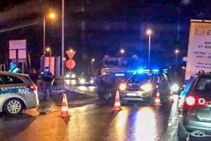 Żołnierze stuknęli nowiutki policyjny radiowóz