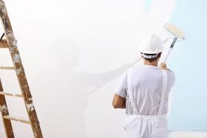 Malowanie na dużych powierzchniach? Wypróbuj farbę inwestycyjną