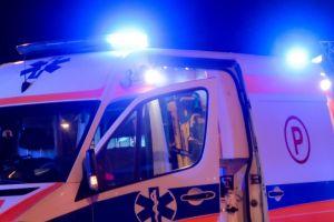 Dwie osoby nie żyją a trzecia jest ranna po potrąceniu w Brzeźniku
