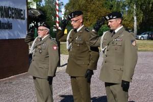 Oddali hołd pancerniakowi, który zginął w Afganistanie