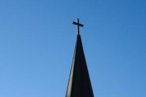Okradli kościół ze skarbonki i... gongu