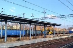 Wreszcie! Ruszył remont peronów na dworcu PKP w Bolesławcu
