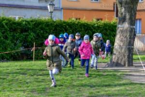 Nasze przedszkolaki pobiegły, aby pomóc dzieciakom z hospicjum